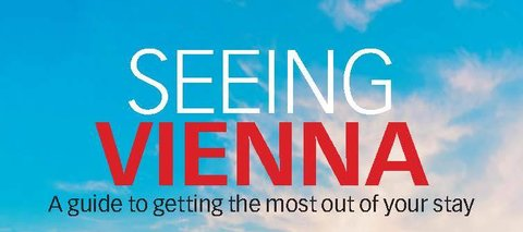 "City Guide ""Seeing Vienna"""